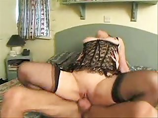Mature and MILF in stocking compilation 6