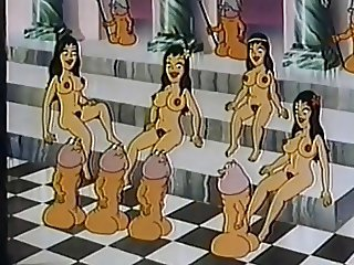 Dirty Little Adult Cartoons