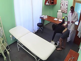 Doctor Love's Office-Cleaning Lady-by PACKMANS