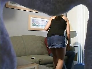Hot fuck On hidden cam