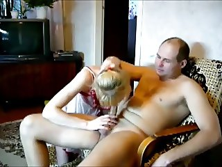 Amateur Matures Film Themselves Fucking !