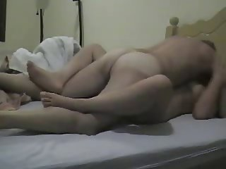 wife tries to ride