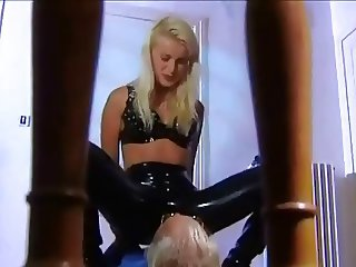 Dirty old man with a Beautiful Blonde fetish