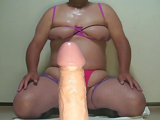 MOnster dildo riding addiction36 Oct-16-2014