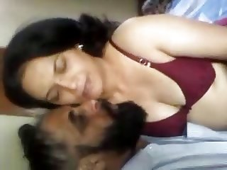 desi bhabhi in bra with uncle's friend