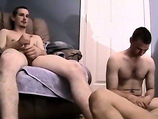 Twinks XXX JR Rides A Thick Str8 Boy Dick