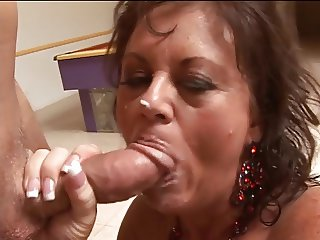Horny couple with BDSM fetish fuck