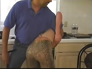 sexy ass spanked
