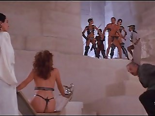 Tawny Kitaen nude in Gwendoline