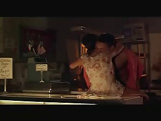 Another sex scene with Will Smith's Wife Jada