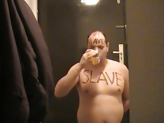 Humiliation of slave Etienne