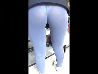 Big Booty Ass Candid in Public