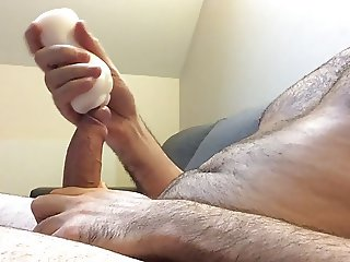 Jerk off with fleshlight