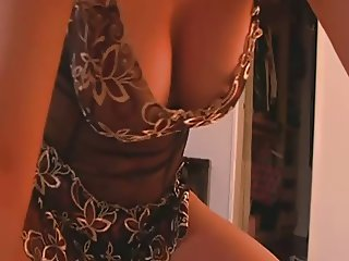 Sexy Milf in Lingerie