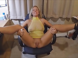The harder you cum the harder she cums