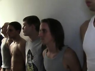 Hardcore gay This week\'s HazeHim obedience video is pretty e