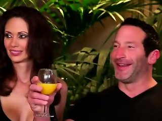 This couples are in a XXX reality show of swingers
