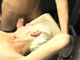 Hardcore gay In a bizarre desire Ashton Cody is corded up an