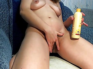 fist and bottle fucking