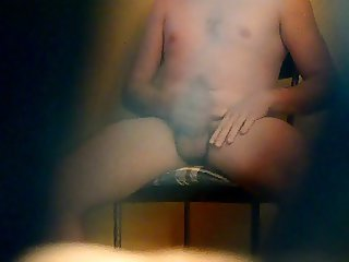 Wife Catches Husband Masturbating With Hidden Cam Part 2