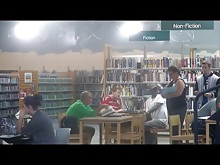 Loud Sex Noises in a Public Library