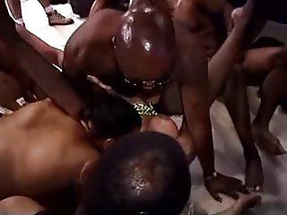 More of Lori Gangbanged by BBC part 2
