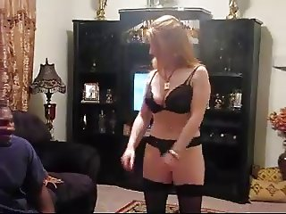Cuckold  husband films his wife take big blak dick