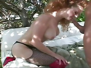 D's Favorites: Audrey Hollander Anal Redhead 1