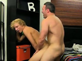 Timo Garrett Gets Home To Find Fuck
