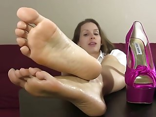 L.L. foot fetish