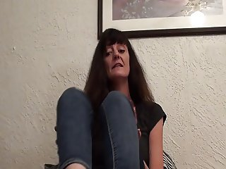 Foot Fetish Seduction