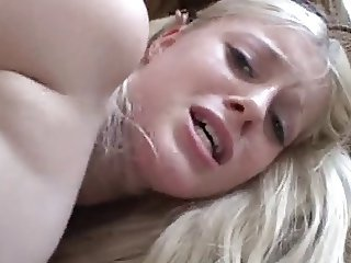 Cute Teen Babysitter Interviewed and Fucked