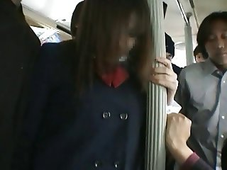 Bus Molesting Groping and Fucking vol18