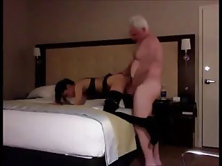 Teen and NOT her Grandpa