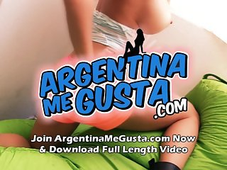 Busty Brunette! Extremely Hot Ass n Movements