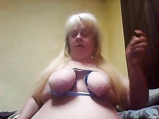 taped titty torment
