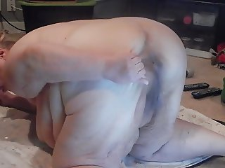 showing off on cam