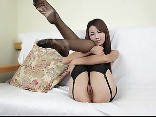 Young Chinese model 07