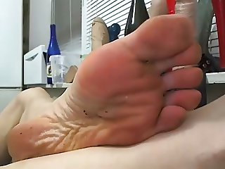 Dirty Mature Feet Part 2