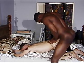 Gay Interracial - Chris Young fucked by Soloman Gregory
