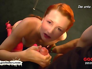 Sexy Redhead Emma knows hot to fuck