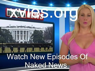 Naked News For March 3th 2015