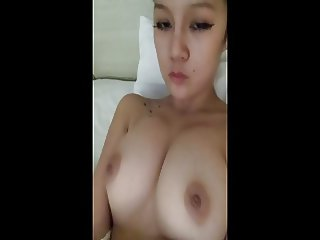 Chinese young bitch amateur show