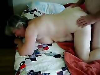 Granny CPL doggy style