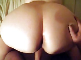 PAWG french Milf doggy