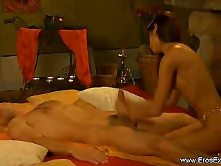 Exotic Oral Sex Tutorial From Hot Indian MILF