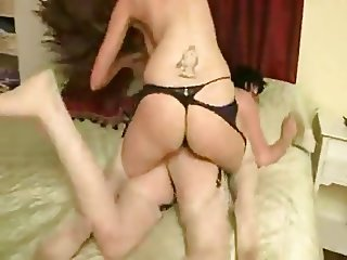 Bondage Catfight
