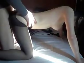 Cute Korean Model Beautiful Slender get fucked