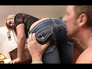 hot ass in tight jeans 2