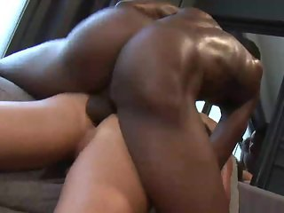 Hot Rod fucking Jed Athens bareback - raw fun